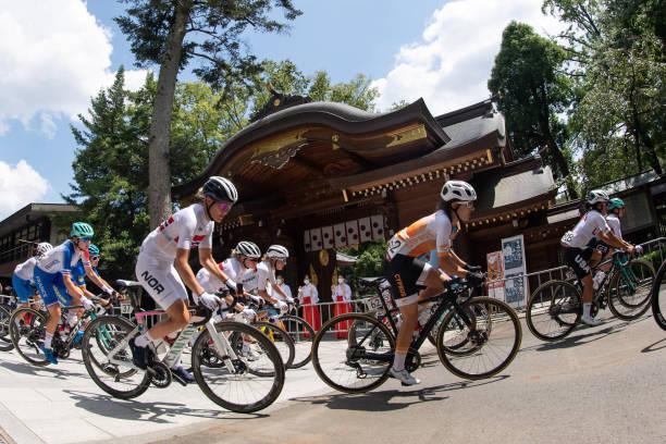 JPN: Tokyo 2020 - Cyling - Women Road Race