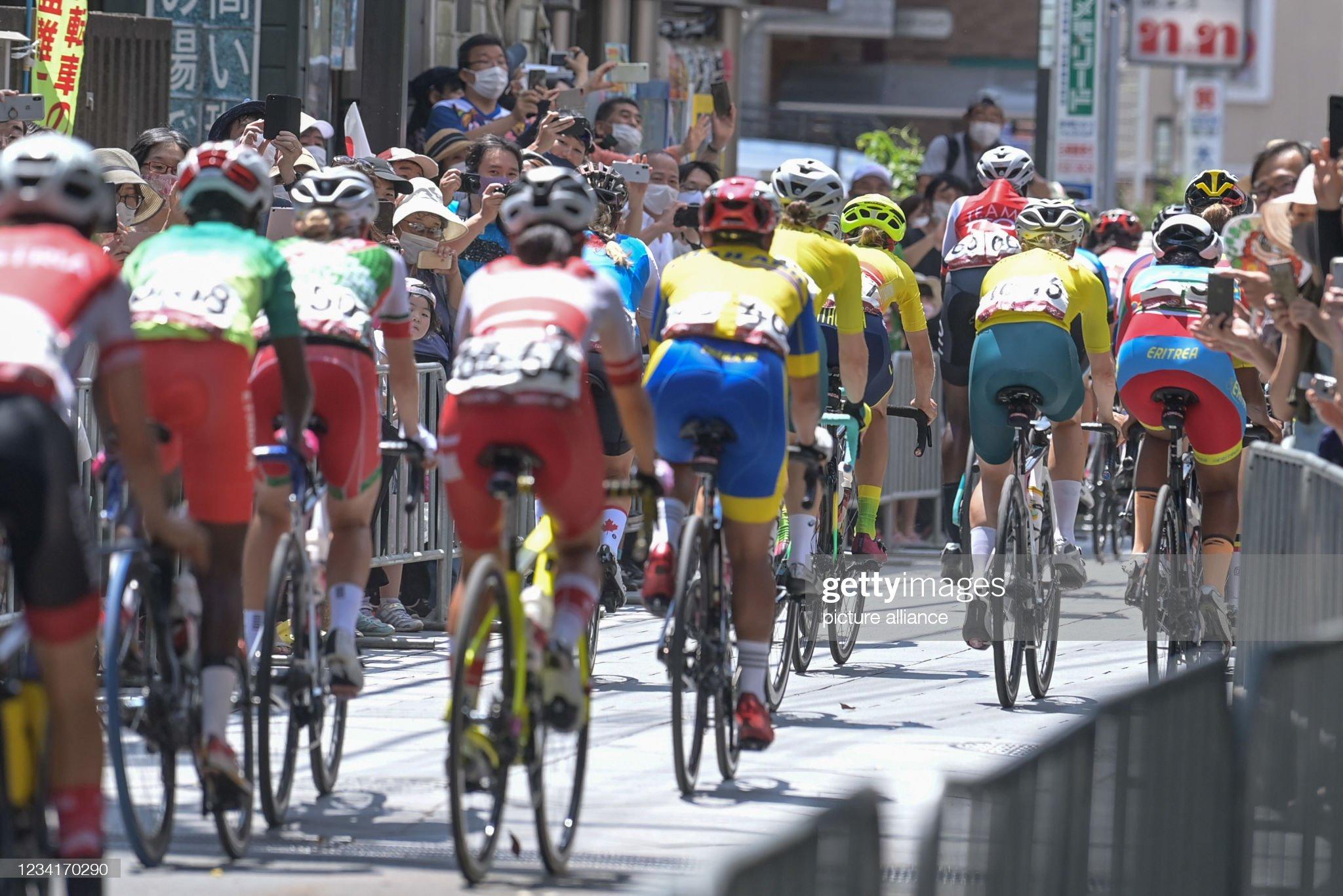 Tokyo 2020 - Cycling : News Photo