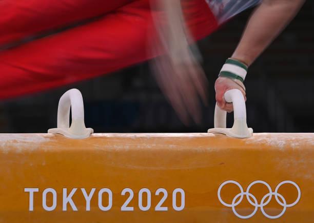 JPN: Tokyo 2020 - Gymnastics - Team Final Men