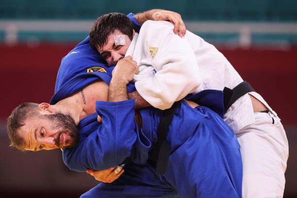 JPN: Tokyo 2020 - Judo