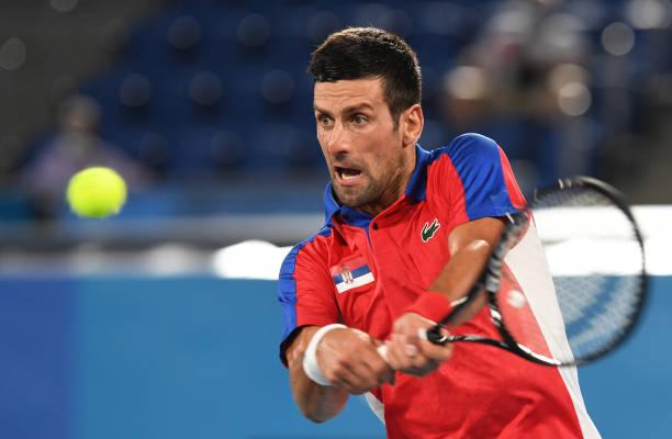 JPN: Tokyo 2020 - Tennis