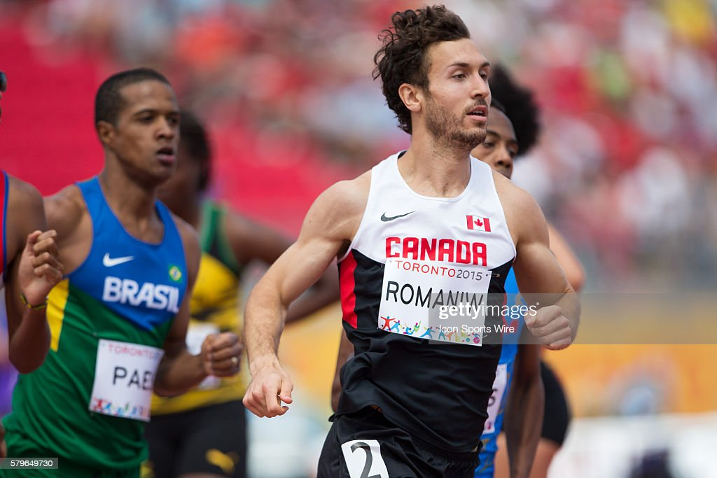 PAN-AM GAMES: JUL 22 TORONTO 2015 - Track and Field : News Photo