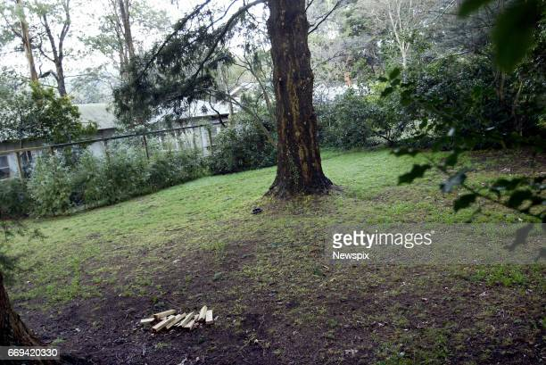 July 26 2004 Melbourne VIC Residence of 1970s sect leader Anne HamiltonByrne in Olinda