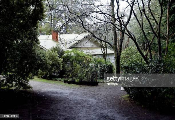 July 26 2004 Melbourne VIC Residence of 1970s sect leader Anne HamiltonByrne in Olinda