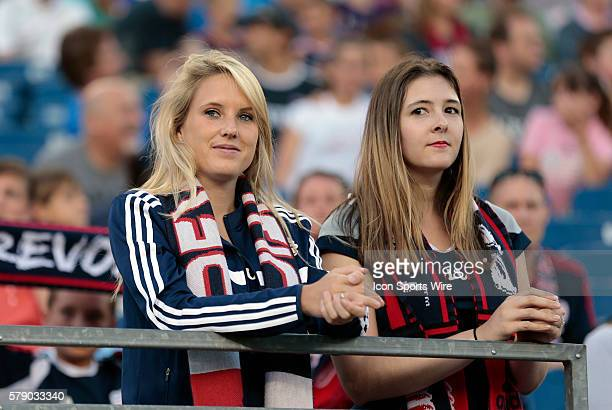 Rev Girls The Columbus Crew defeated the New England Revolution 21 in a regular season Major League Soccer match at Gillette Stadium in Foxborough...