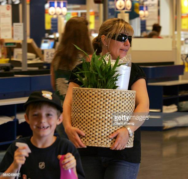 July 3 2007Kim Russo did not need to purchase a bag while shopping at the IKEA in Costa Mesa She loaded her items into a basket that she purchased...