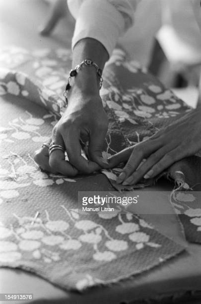 July 31 the 'working girls' the 'little hands' of high fashion the early workshops are fighting to defend their trade and for high fashion continues...