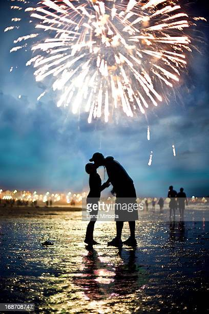 July 4th, Hampton Beach Fireworks