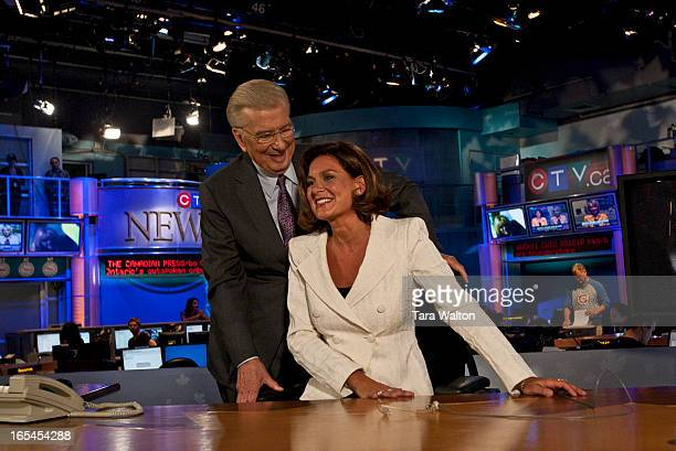 July 9 2010LLOYD RETIRESAnchor of CTV National News Lloyd Robertson announes his retirement from CTV after 34 years Lloyd who has spent 50 years of...