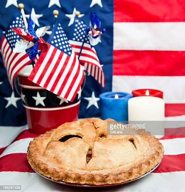 July Fourth Patriotic Celebration