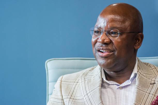ZAF: Thungela Resources Ltd. Chief Executive Officer July Ndlovu