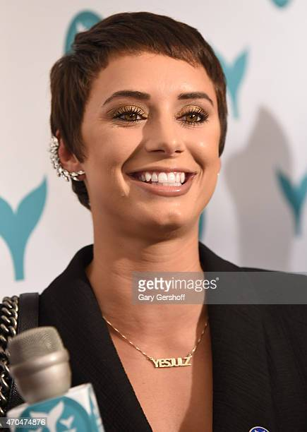 Julz Goddard attends The 7th Annual Shorty Awards on April 20 2015 in New York City