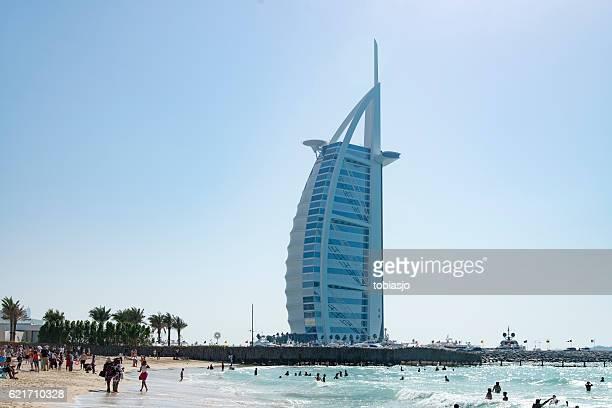 Jumeirah Strand in Dubai