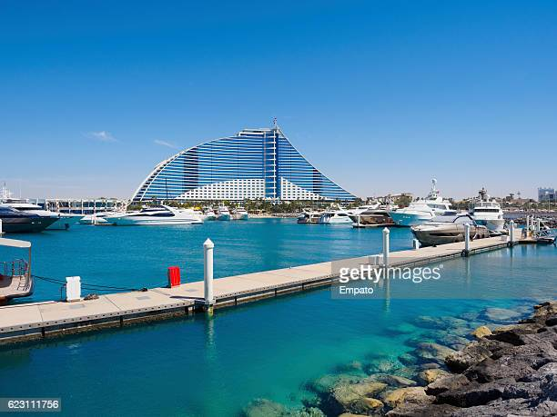 Jumeirah Beach Hotel Stock Photos And Pictures