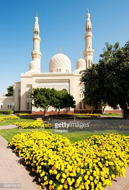 Jumeirah Mosque in Dubai in the United Arab Emirates