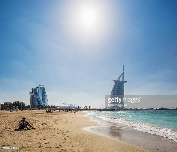 Jumeirah, the Burj al-Arab