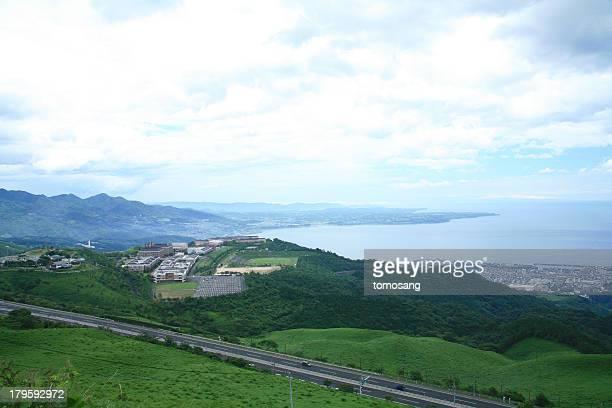 Jumonjibaru view