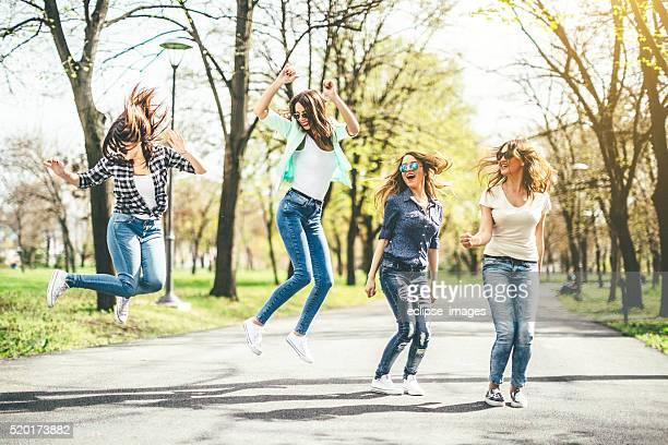 jump and joy