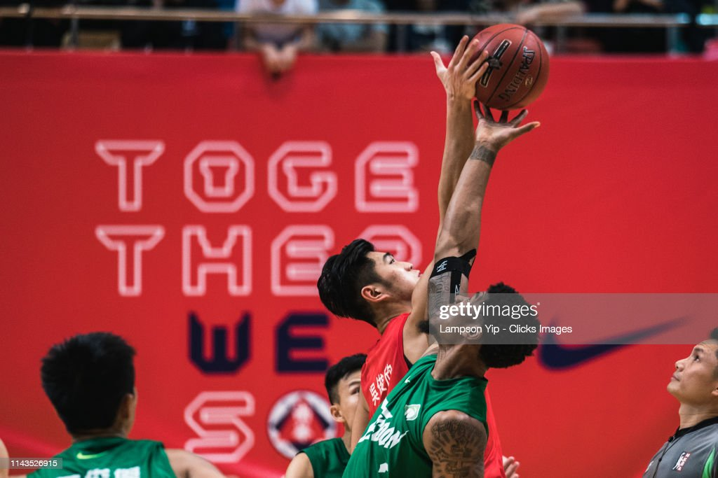 HKG: SCAA v Winling - Hong Kong Silver Shield Basketball Championship 2019 Final