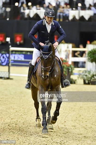 Jump off Muff Werner Pollendr LONGINES GRAND PRIX CSI5* Basel Switzerland 2016