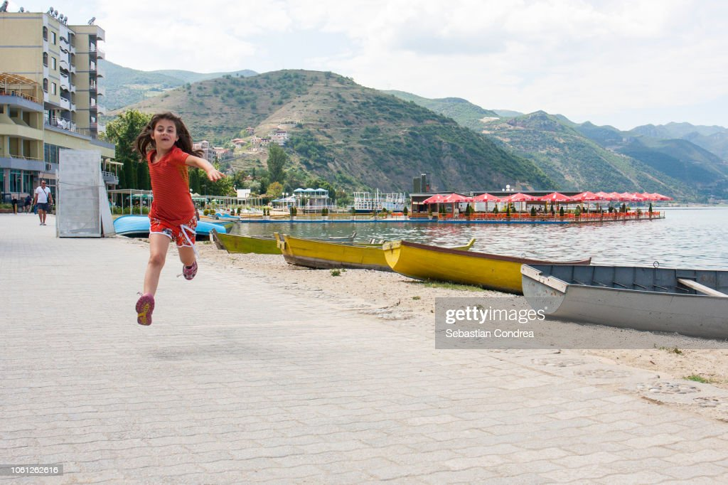Woman in Pogradec
