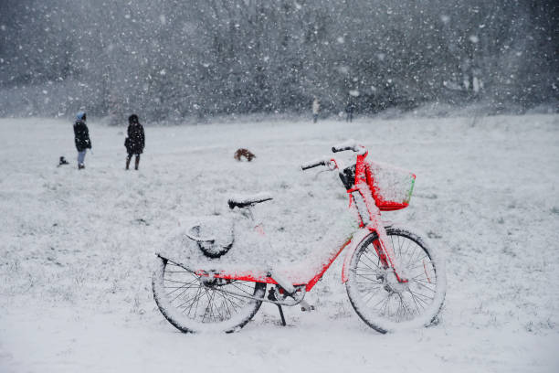 GBR: Wintery Weather In The UK