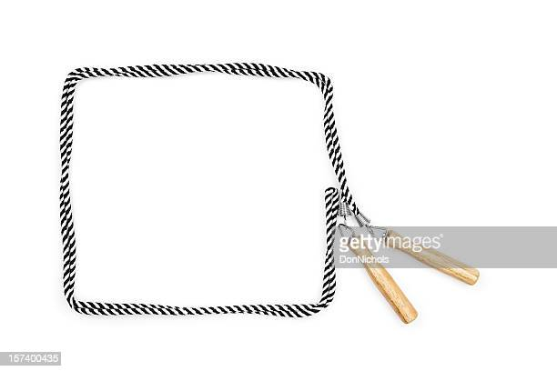 Jump Rope Picture Frame