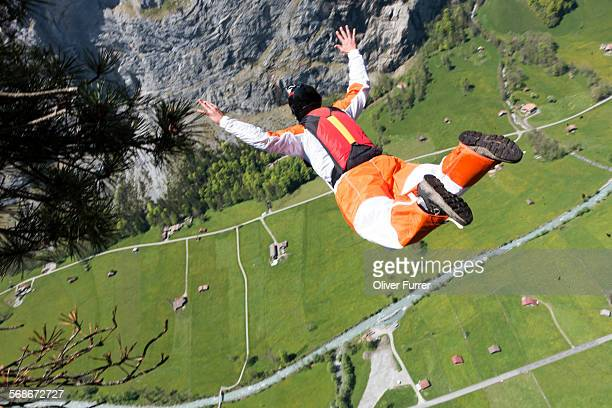 30 Top Base Jumping Pictures, Photos, & Images - Getty Images