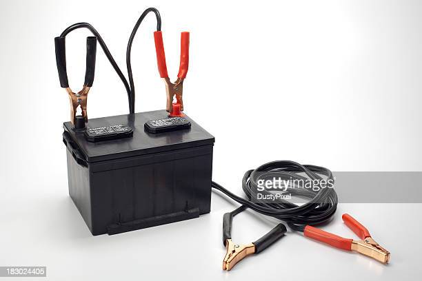 Jumping A Car Battery