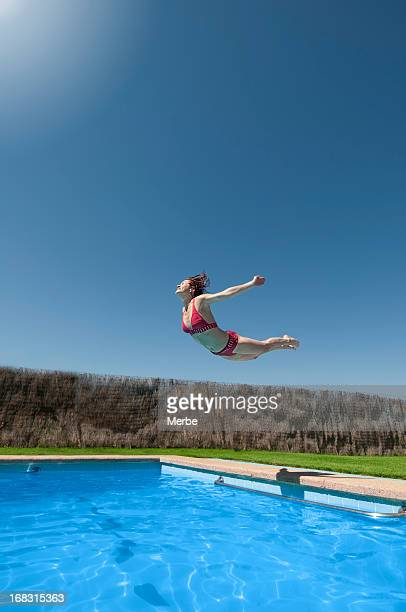 Jumping fly