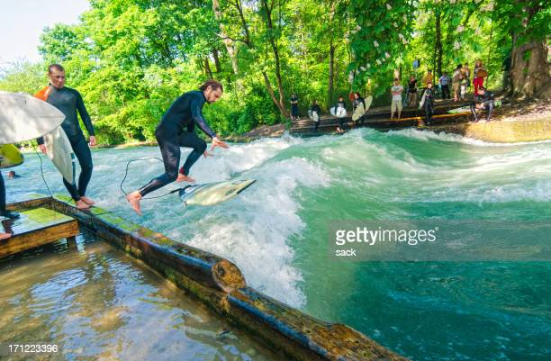 Jumping into Bavarian Summer