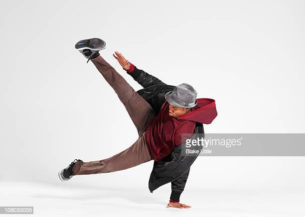 jumping man - breakdancing stock photos and pictures
