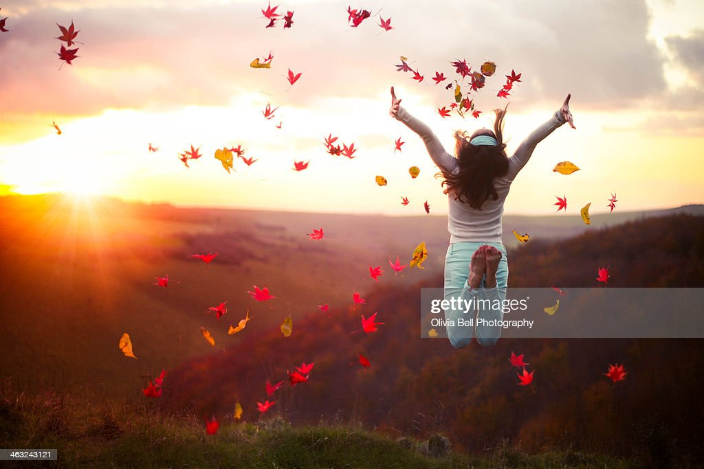 Jumping : Stock Photo
