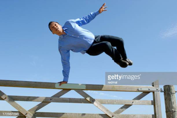 jumping the gate