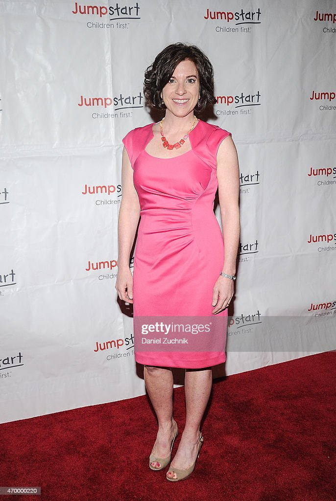 Jumpstart President Naila Bolus attends the Scribbles To Novels 10th Anniversary Gala at Pier Sixty at Chelsea Piers on April 16, 2015 in New York City.