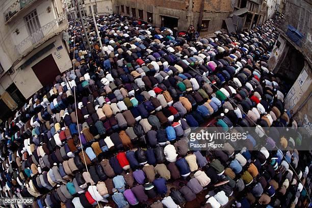 Jumu'ah Muslim Friday Prayer