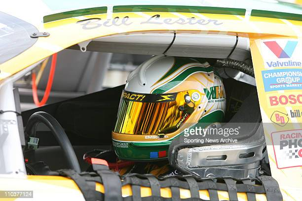 Jun 16 2006 Brooklyn MI USA BILL LESTER during practice for the Nextel Cup 3M Performance 400 at the Michigan International Speedway in Brooklyn Mich...