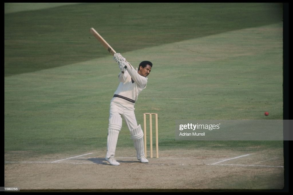 Gary Sobers of the West Indies : News Photo