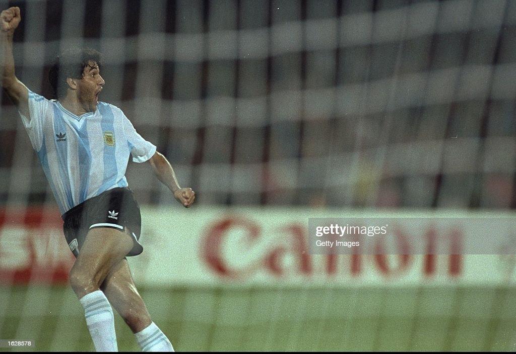 Jorge Burrachaga of Argentina : News Photo