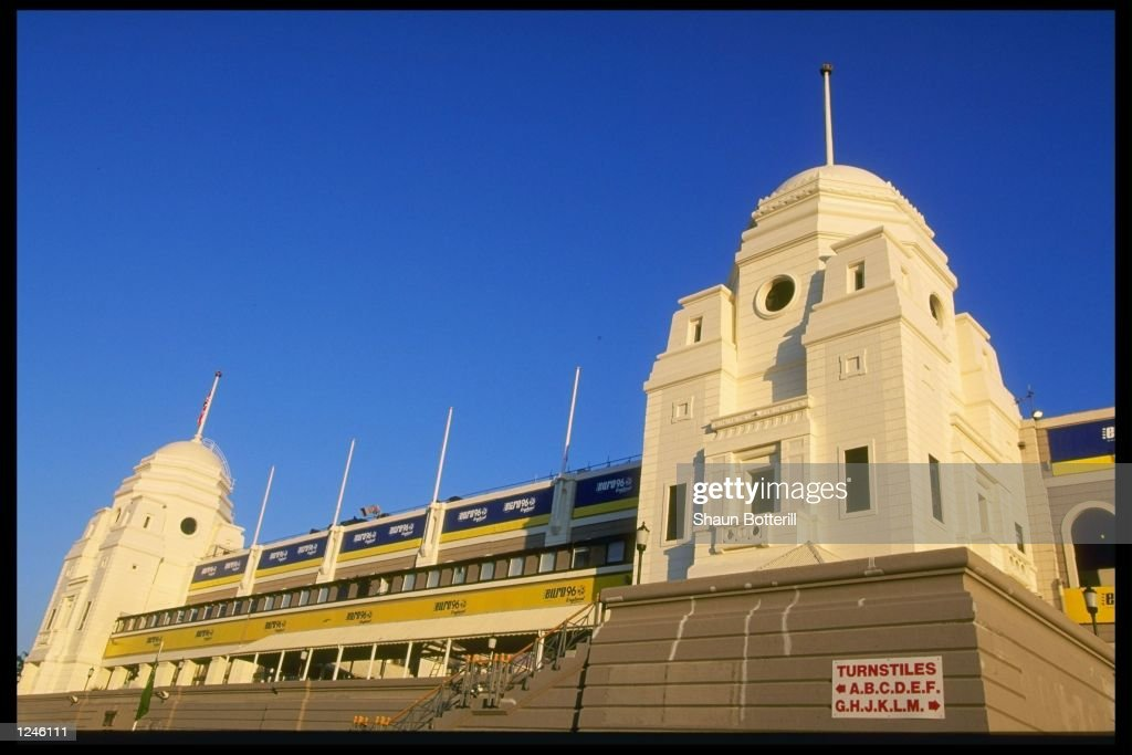 A general view of Wembley Stadium, London : News Photo