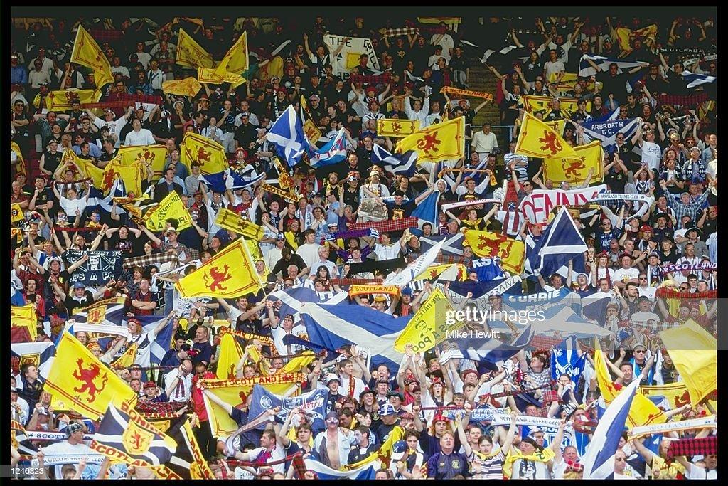 England v Scotland : News Photo