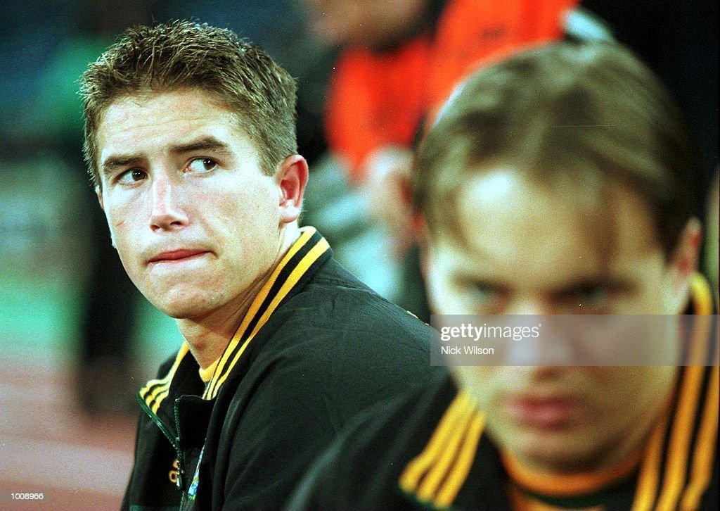 Aust v FIFA World Stars : News Photo