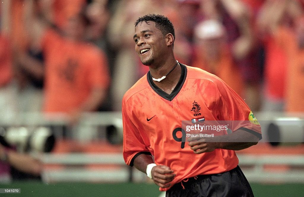 Patrick Kluivert : News Photo