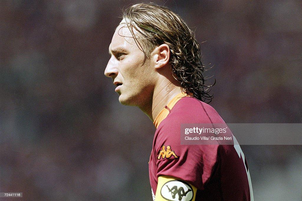Francesco Totti : Fotografía de noticias