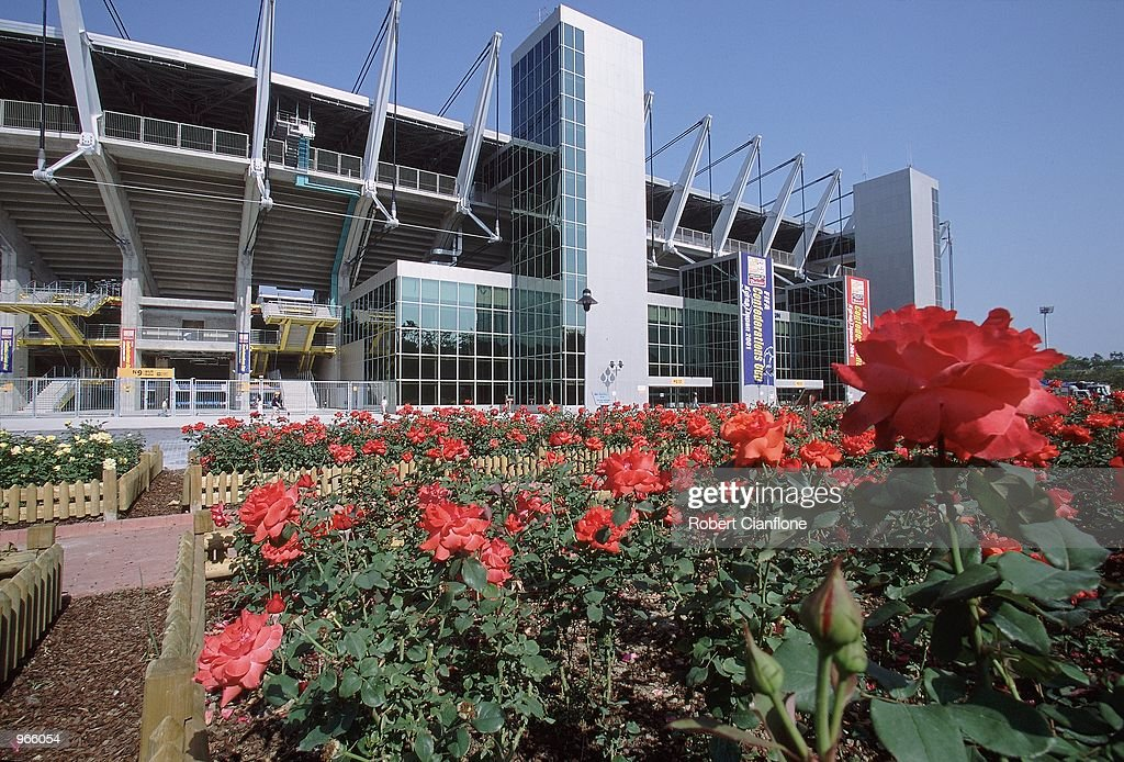 Ulsan Munsu Football Stadium : ニュース写真