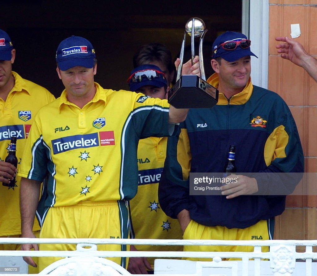 Australia v Pakistan : News Photo
