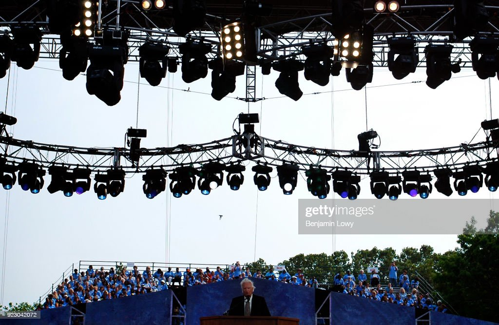 Billy Graham Crusade in New York : Nachrichtenfoto