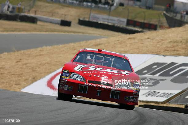 Jun 23 2006 Sonoma CA USA Dale Earnhardt Jr during NCS practice at Infineon Raceway in Sonoma CA