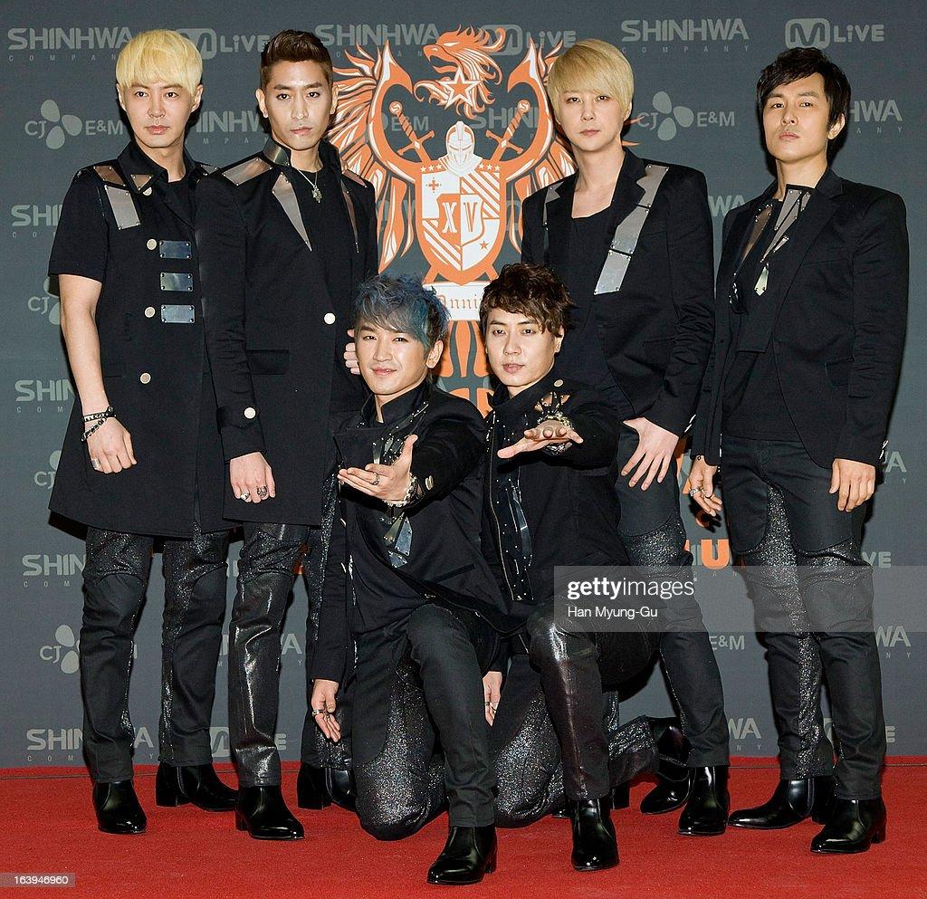 "2013 ""Shinhwa"" 15th Anniversary Concert"