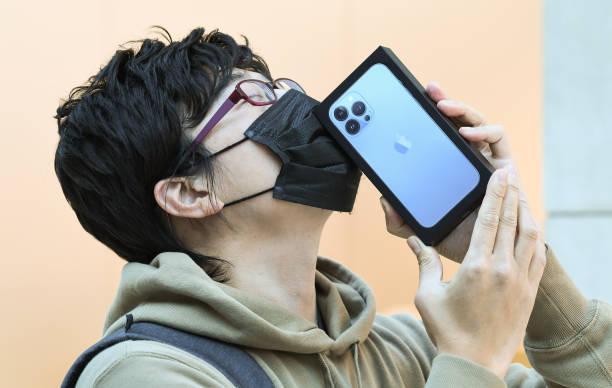 AUS: Apple Releases iPhone 13 In Australia